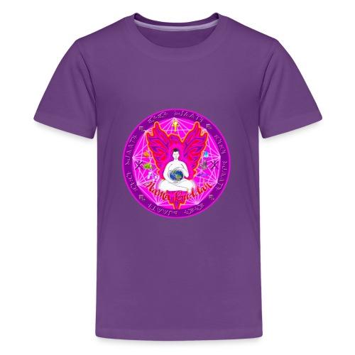 Mama Buddah Mandala - Kids' Premium T-Shirt