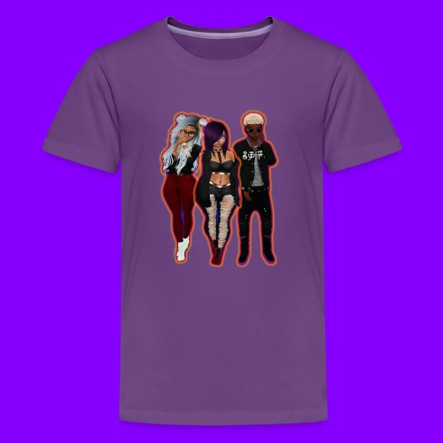 Young Mxtics design - Kids' Premium T-Shirt