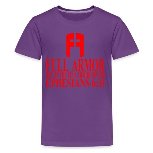 FULL ARMOR - Kids' Premium T-Shirt