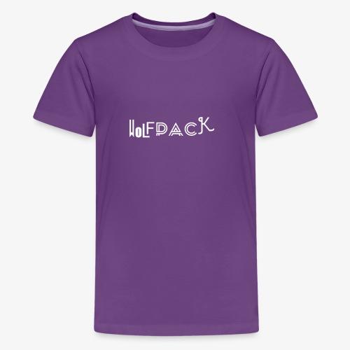 Wolfpack - Kids' Premium T-Shirt