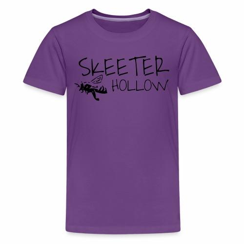 Honey Bee: Skeeter Hollow - Kids' Premium T-Shirt