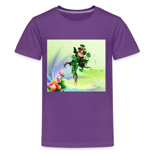 Luck Fairie - Kids' Premium T-Shirt