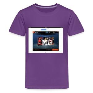 Throwback - Kids' Premium T-Shirt