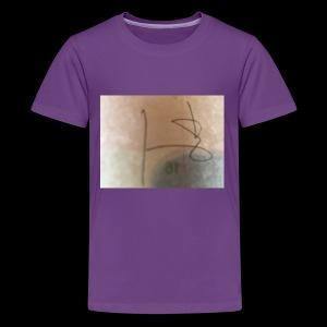 3F8A01D5 E08D 4B9C BEB2 5EB36D924760 - Kids' Premium T-Shirt