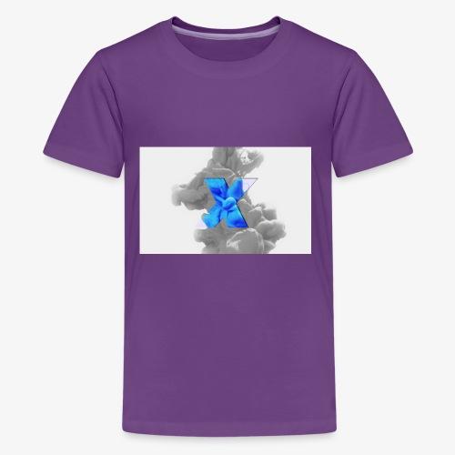 Grey smoke - Kids' Premium T-Shirt