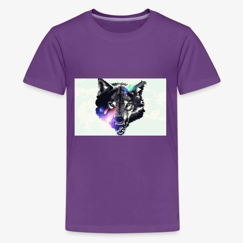 DCB7F4D4 B7B5 4199 AD26 A00682C1D919 - Kids' Premium T-Shirt