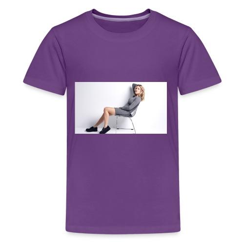 ellie goulding 1920x1080 - Kids' Premium T-Shirt