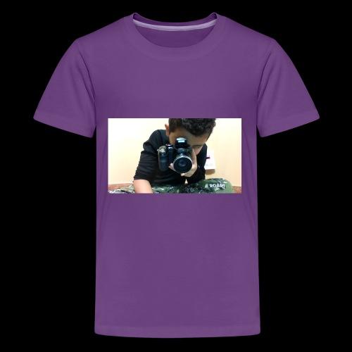 WIN 20180223 18 55 14 Pro - Kids' Premium T-Shirt