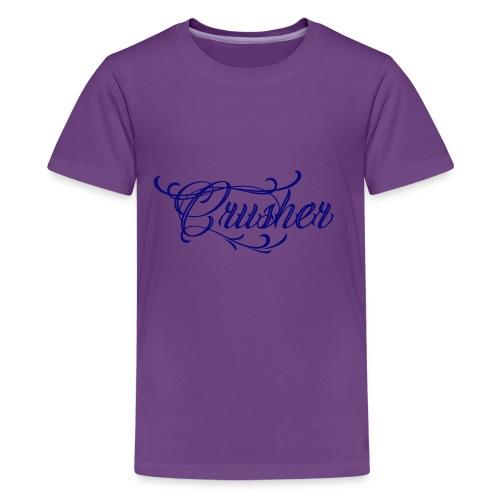 Crusher - Kids' Premium T-Shirt