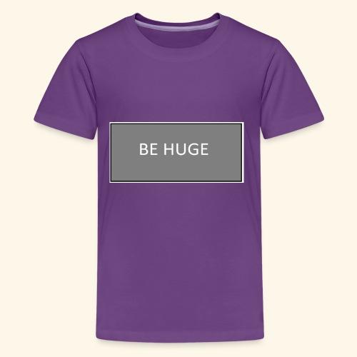HOGE - Kids' Premium T-Shirt