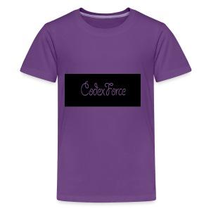 Codex Logo - Kids' Premium T-Shirt