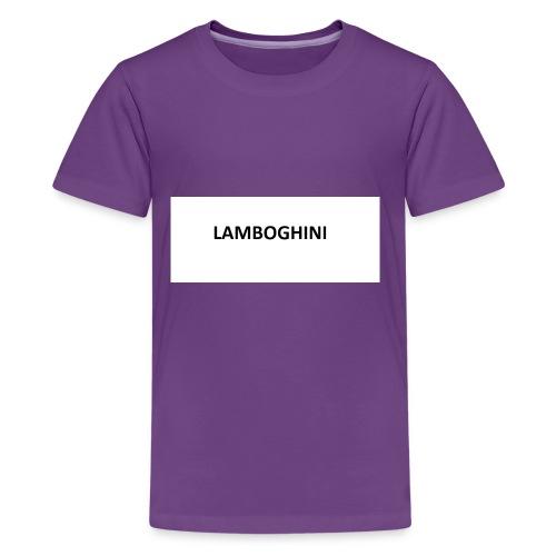 LAMBOGHINI SHIRT - Kids' Premium T-Shirt