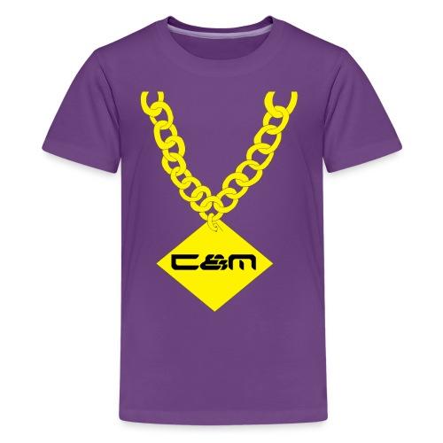 C&M Chain - Kids' Premium T-Shirt