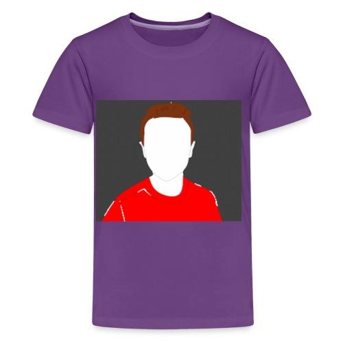 ChickenBilly shirt - Kids' Premium T-Shirt