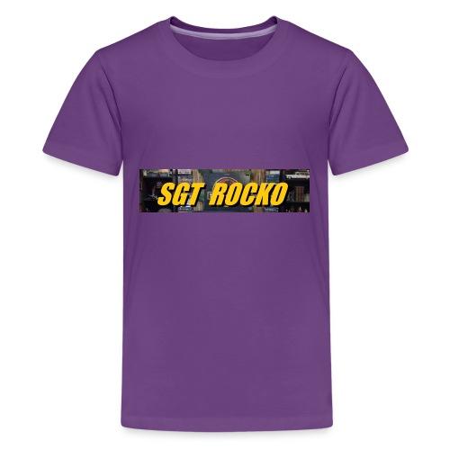 RockoWear Banner - Kids' Premium T-Shirt