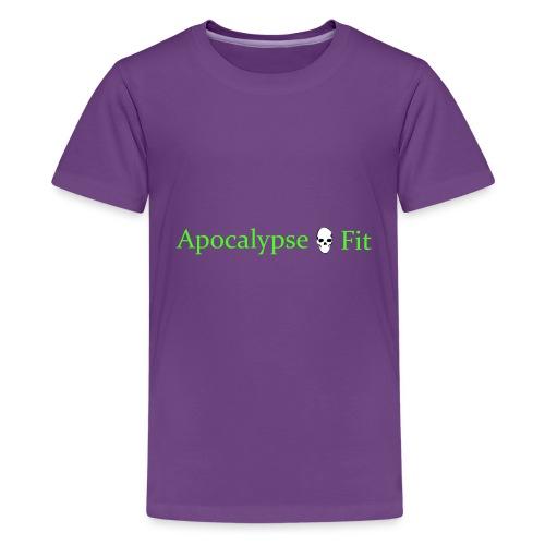 Apocalypse Fit - Kids' Premium T-Shirt