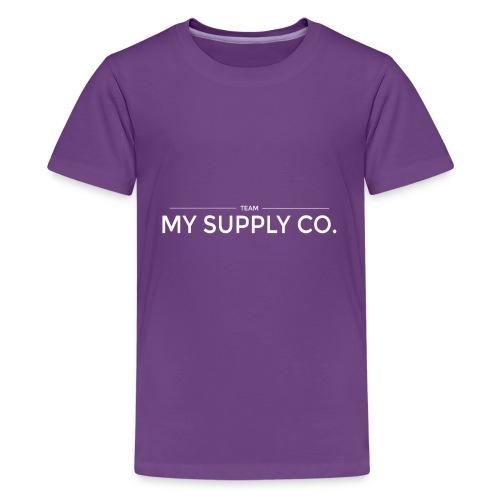 Team My Supply Co. - Kids' Premium T-Shirt