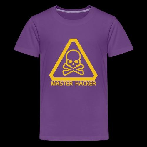 Master Hacker - Kids' Premium T-Shirt