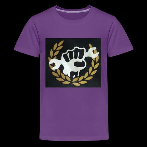 Shop crest - Kids' Premium T-Shirt