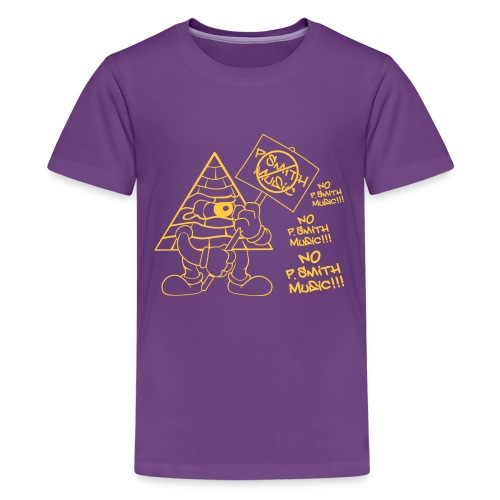 Picket_Sikkgn_Shirt - Kids' Premium T-Shirt