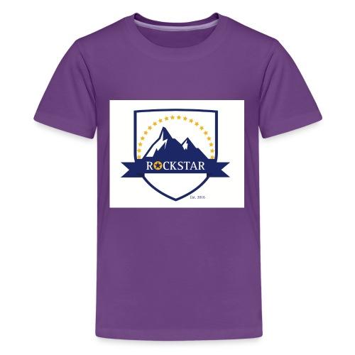 Rockstar_Brand - Kids' Premium T-Shirt
