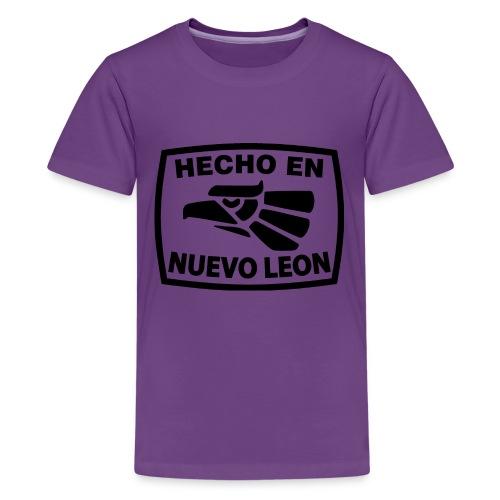 HECHO EN NUEVO LEON - Kids' Premium T-Shirt