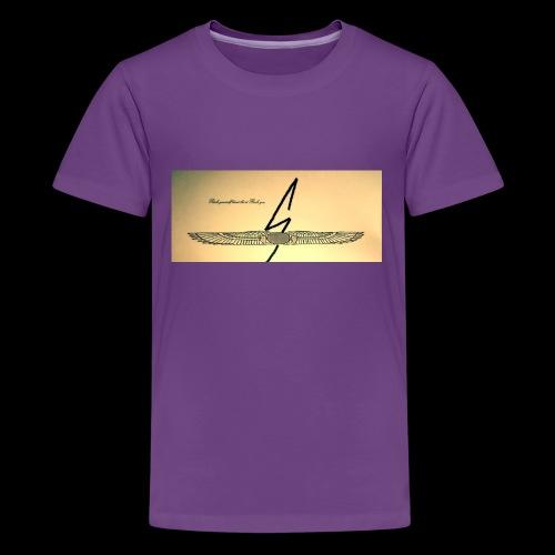 IMG 20170611 124837 - Kids' Premium T-Shirt