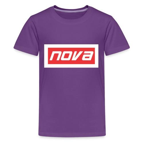 NOVA - Kids' Premium T-Shirt