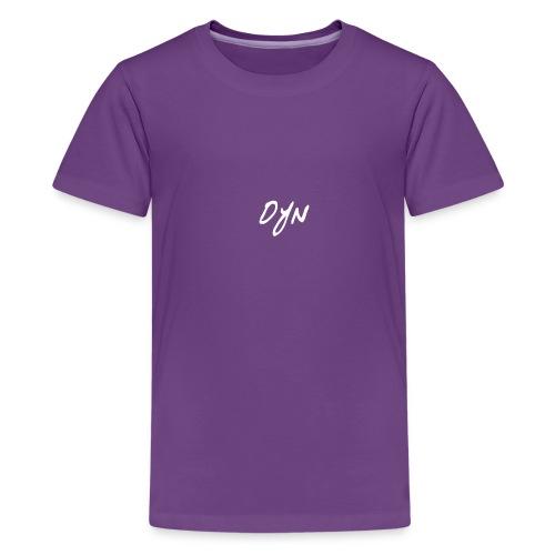 Dynamic Mini Logo! - Kids' Premium T-Shirt