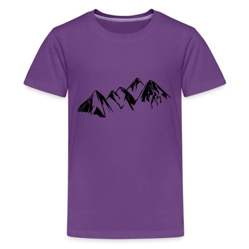 Switchriding - Kids' Premium T-Shirt