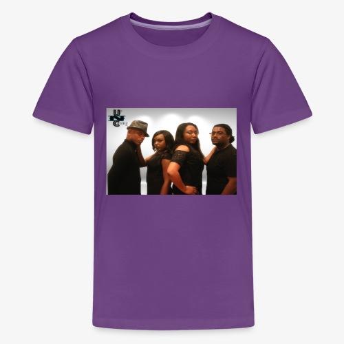 UNCH Cast - Kids' Premium T-Shirt