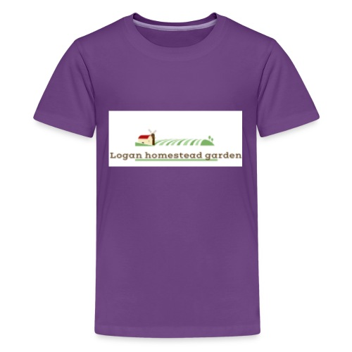 Homesteadlogo - Kids' Premium T-Shirt