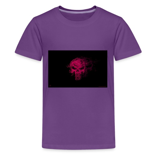 hkar.punisher - Kids' Premium T-Shirt