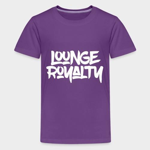 Lounge Royalty Logo - Kids' Premium T-Shirt