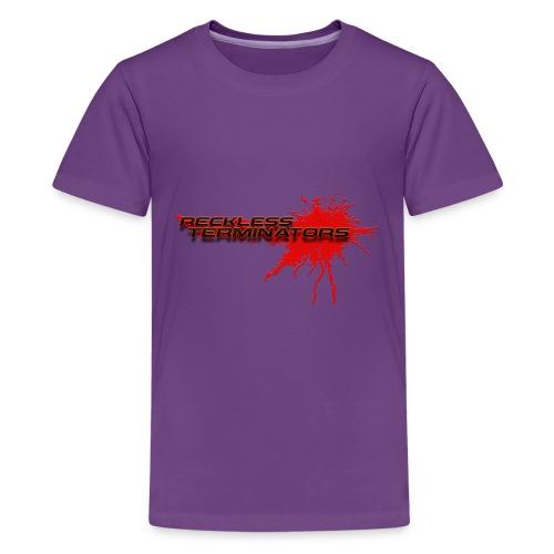 Reckless Terminators - Kids' Premium T-Shirt