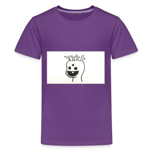 Monster ChanSB - Kids' Premium T-Shirt