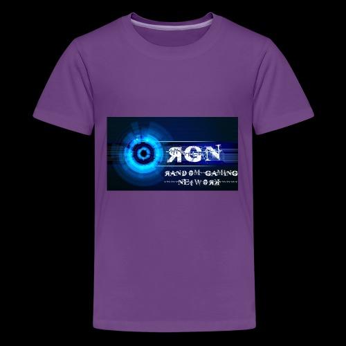 RGN partner gear - Kids' Premium T-Shirt