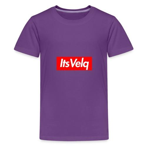 Velq Apparel - Kids' Premium T-Shirt