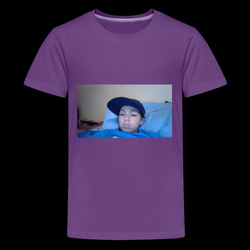 superhero familiy - Kids' Premium T-Shirt