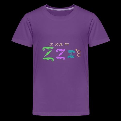 Z s Dark - Kids' Premium T-Shirt