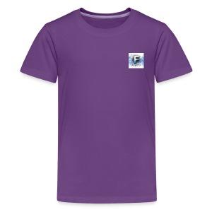 Frosty Logo - Kids' Premium T-Shirt