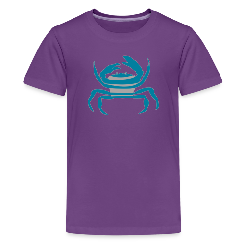 Crab Mascot - Kids' Premium T-Shirt