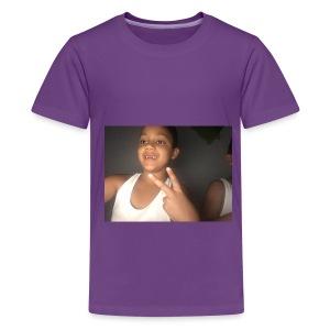 Adonis Rivera - Kids' Premium T-Shirt