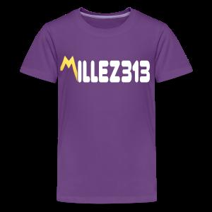 Millez313 With No Background - Kids' Premium T-Shirt
