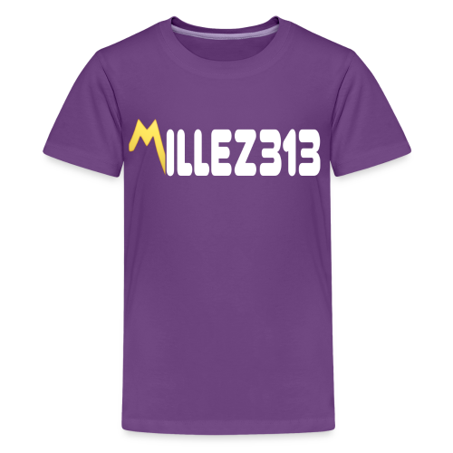 Millez313 With No Background - Kids' Premium T-Shirt