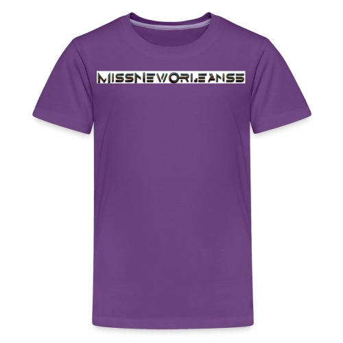 MissNewOrleans5 - Kids' Premium T-Shirt
