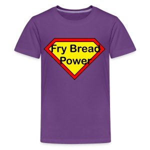 Fry bread power - Kids' Premium T-Shirt