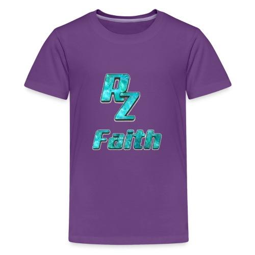 Roze faith appreal - Kids' Premium T-Shirt
