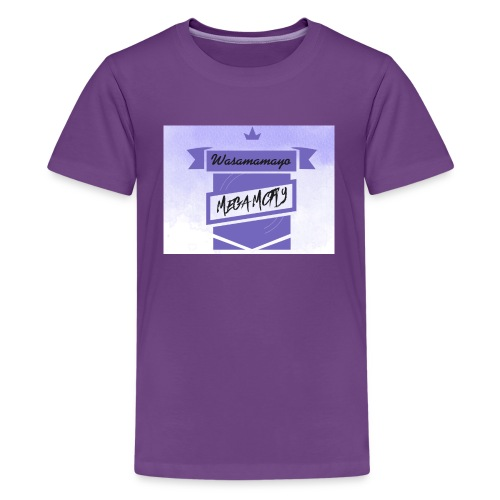 The mcflyer - Kids' Premium T-Shirt