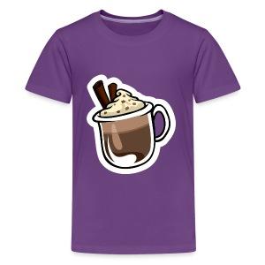 Hot Chocolate - Kids' Premium T-Shirt